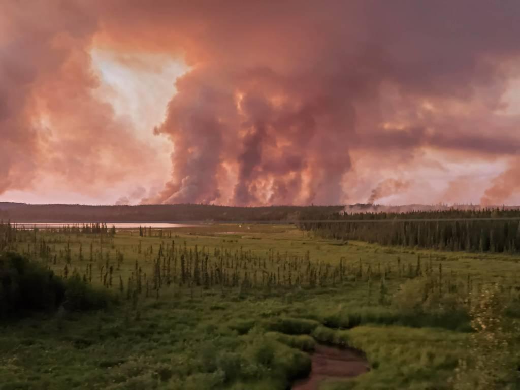 Alaska Heat Wave And Wildfires July 2019 Strange Sounds