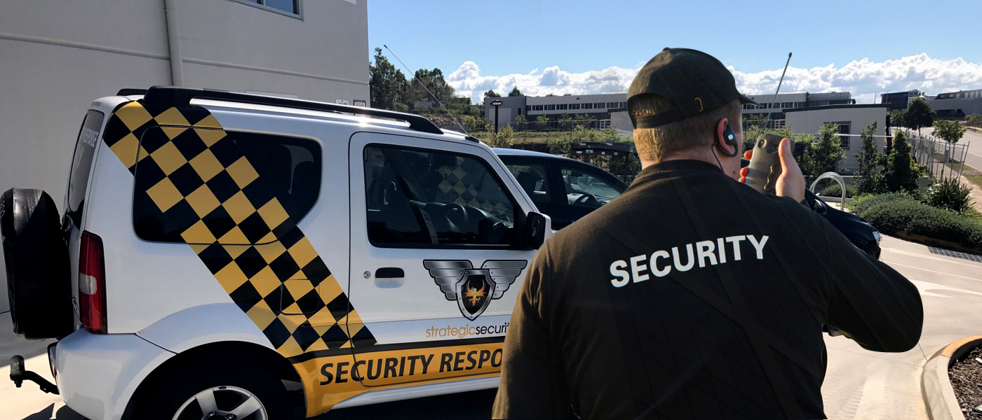 Security Guard Services Melbourne