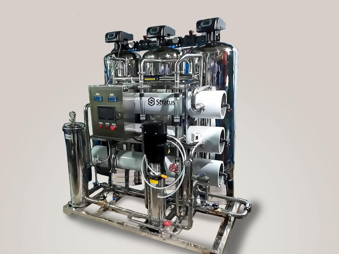 osmosis inversa 3000 litros