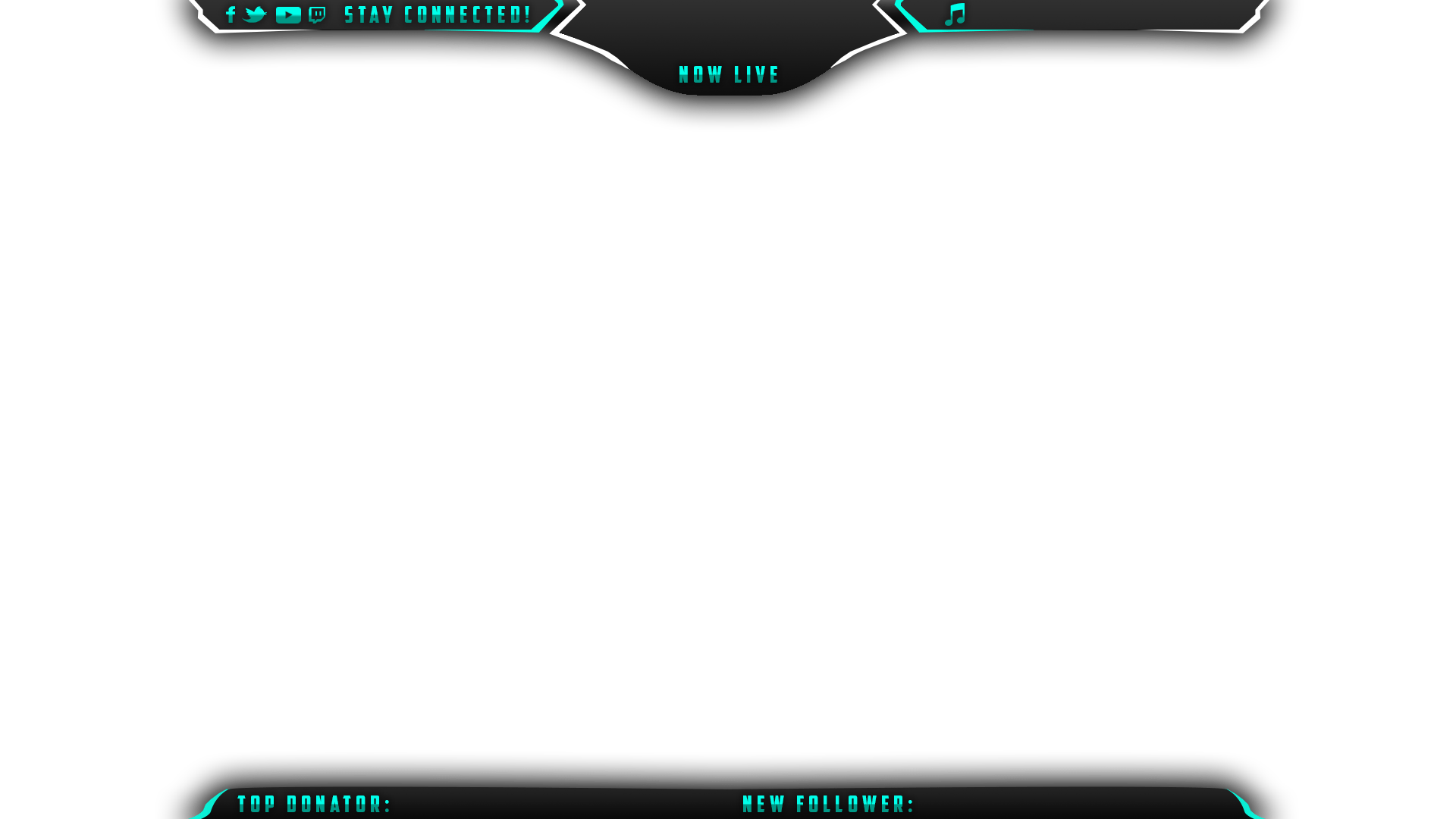 Twitch Overlays Cute Obs