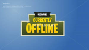 fortnite offline banner