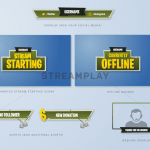 Fortnite Overlay Package