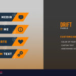 Drift Twitch Panels