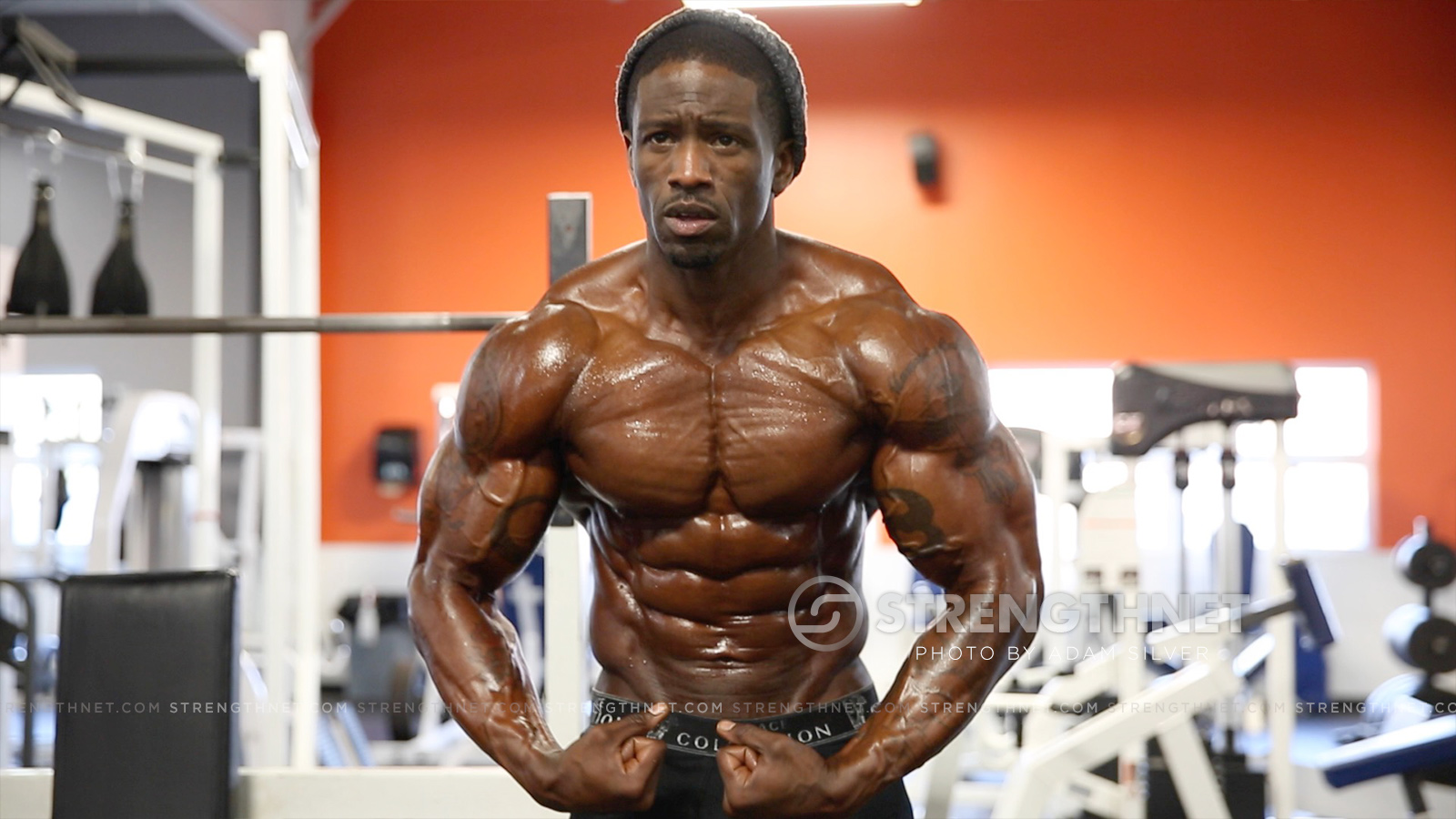 Ifbb Pro George Brown Strengthnet