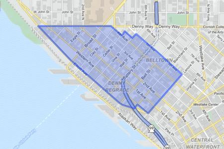 seattle neighborhood map » ..:: Edi Maps ::..   Full HD Maps