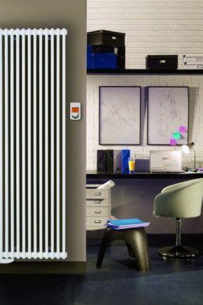 Radiadores de aquecimento: selecione a opção apropriada para uma casa privada, tecnologia de instalação