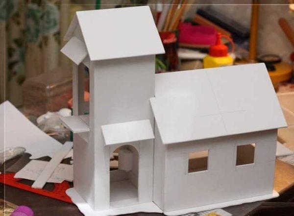 Herhangi bir ev yapabilirsiniz