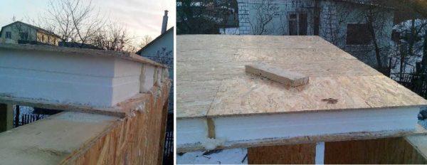 SIP panellerinin evinde bölmeler çerçeve yapılabilir