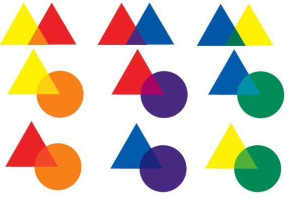 رنگ ها و سایه های مکمل
