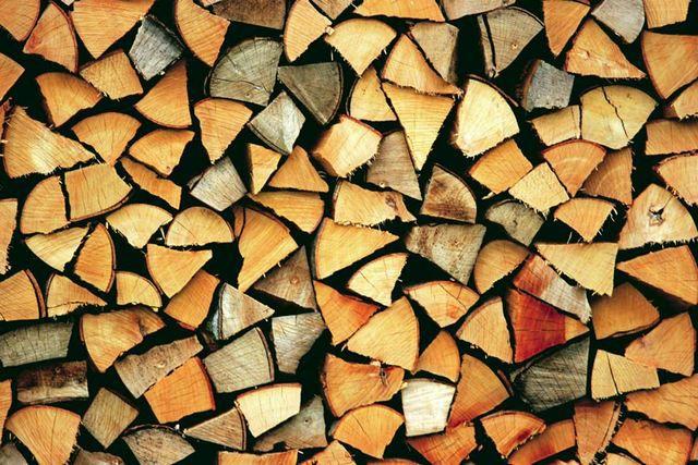 Ольховые дрова можно хранить достаточно долго