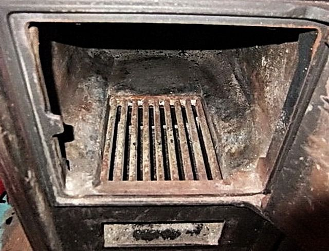 Idealmente, use grelha de ferro fundido