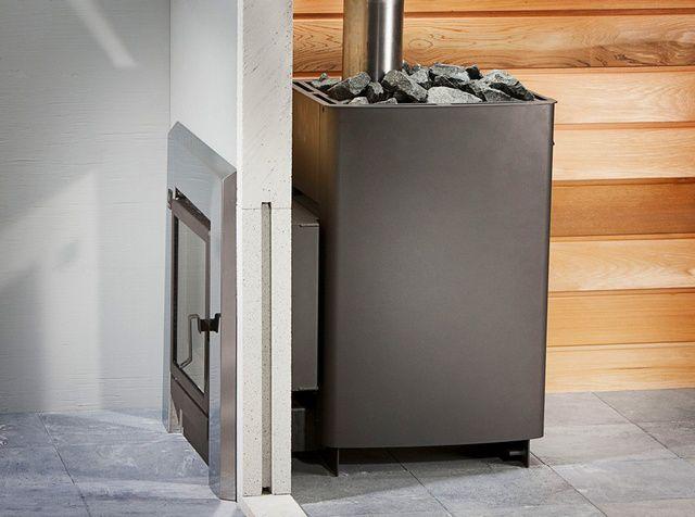 Drzwi ognia można umieścić w pobliskim pokoju