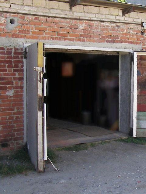 Mga pintuan ng garahe