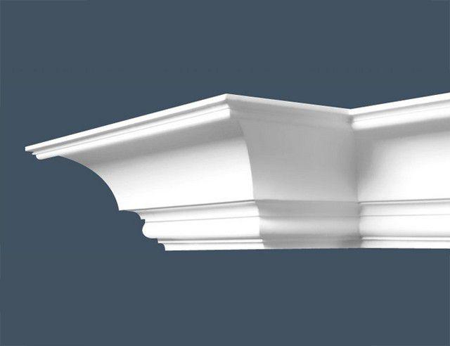 Para decorações usadas partes figuradas de espuma de poliestireno ou poliuretano