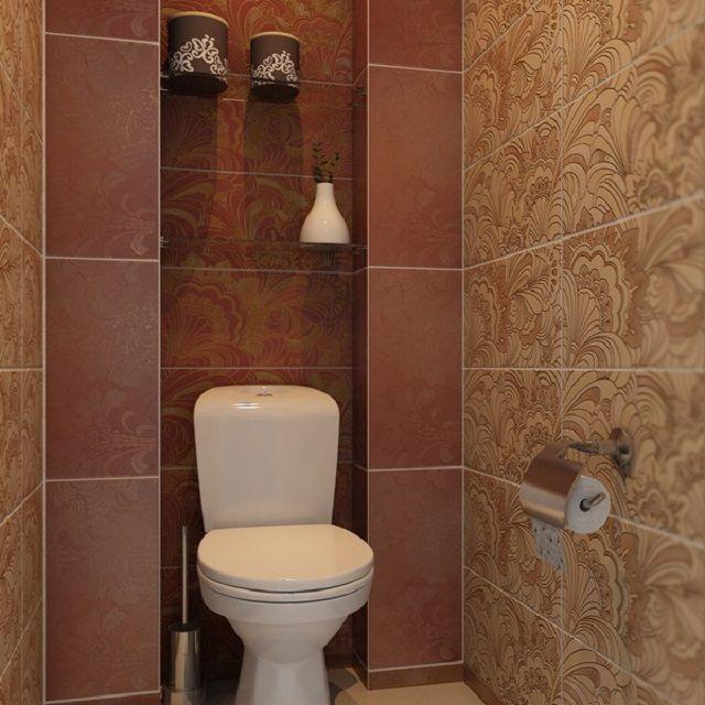 Керамикалық плитка ванна бөлмесінің ең танымал материалы болып қала береді