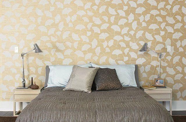 Een voorbeeld van een triomfantelijke terugkeer - textiel wallpapers
