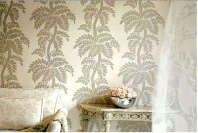 Wallpaper op basis van glasvezel onderscheidt kracht en milieuzuiverheid