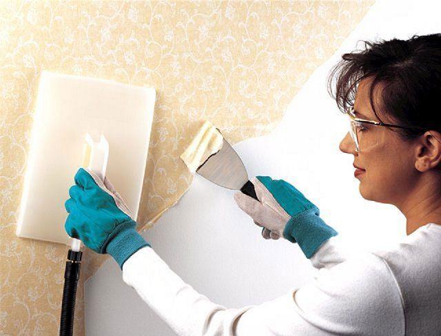 Rengøringsvægge fra Old Wallpaper