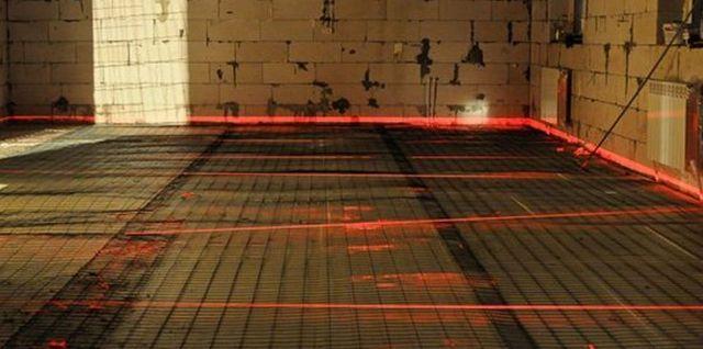 Лазер деңгейі - маяктарды белгілеу және орнату кезінде таптырмайтын көмекші