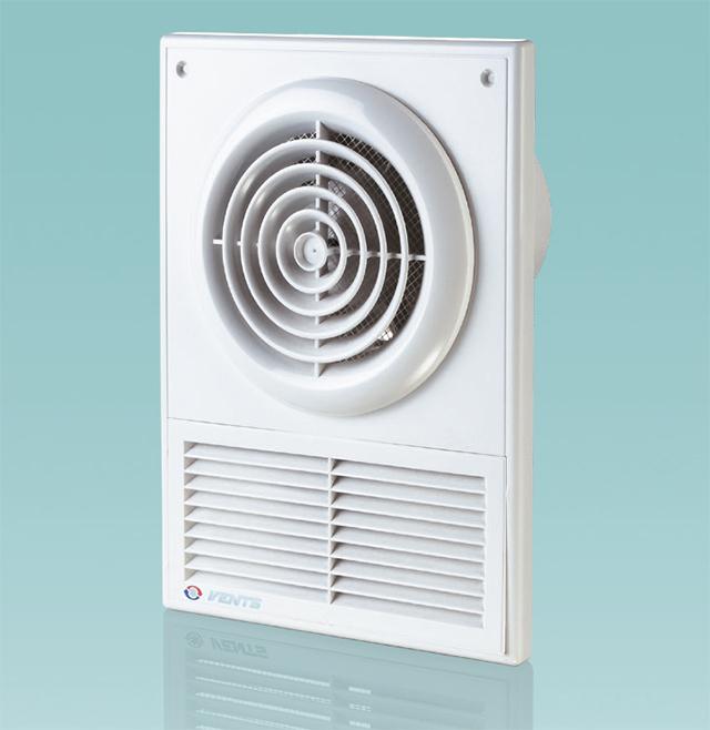 Parrilla dual con ventilador incorporado - excelente solución de compromiso