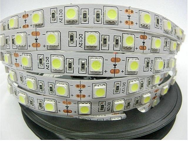 Med enhetligheten i principen om strukturen hos LED-remsor kan modellerna ha mycket stora skillnader.