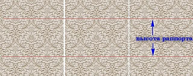 Wallpapers com um padrão que requer alinhamento horizontalmente, mas sem deslocamento vertical das telas