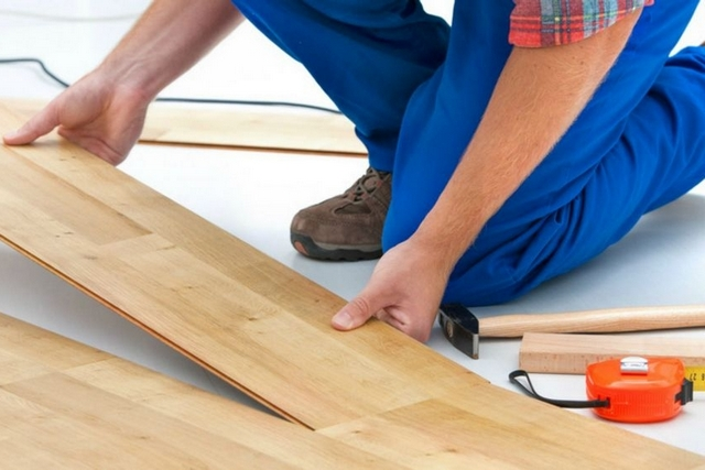 Laying laminate with your own hands step by step instructions