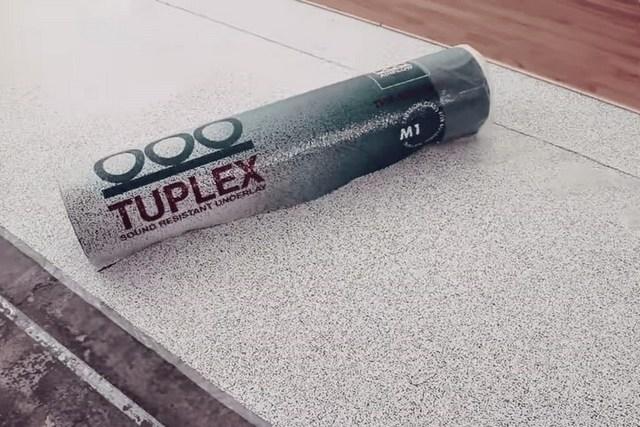 ม้วนพื้นผิว tuplex