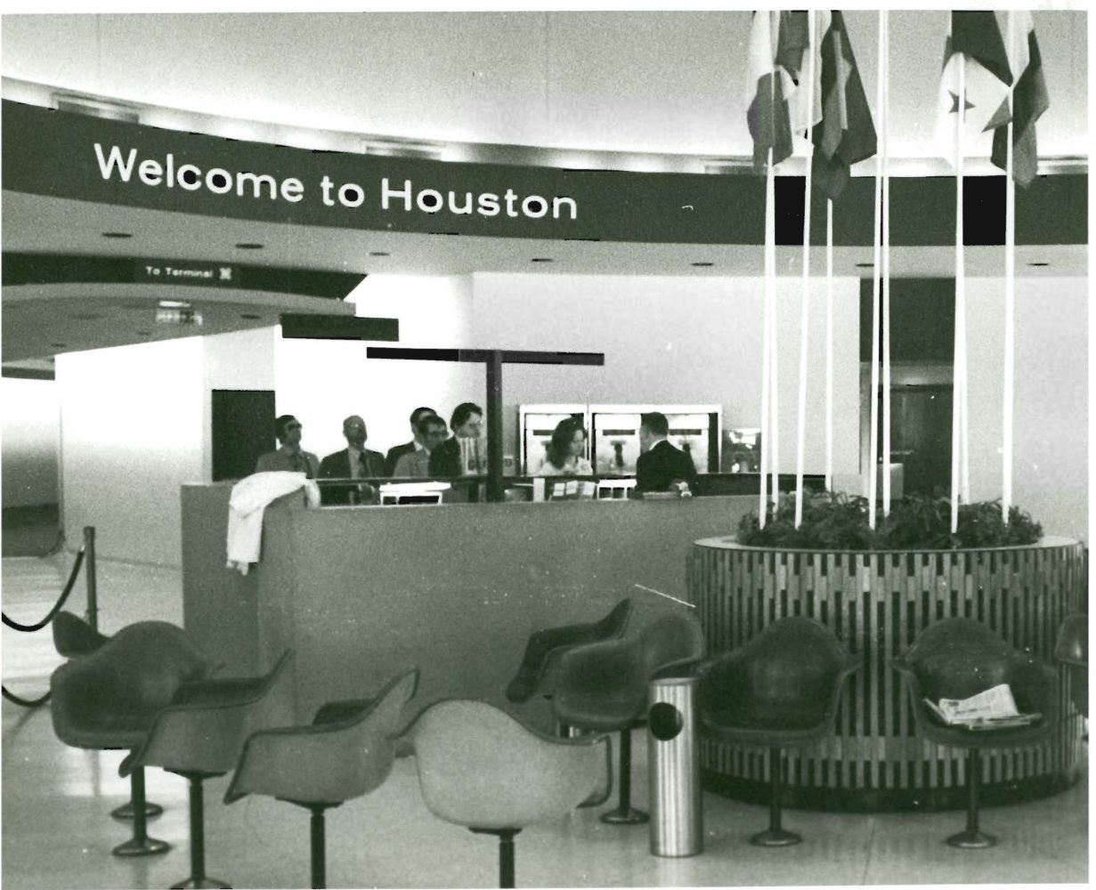 Bush Intercontinental Airport Houston