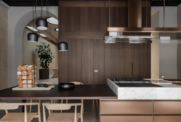 Arclinea Dream Kitchens Collections