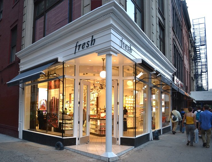 Fresh Cosmetics Nyc Headquarters