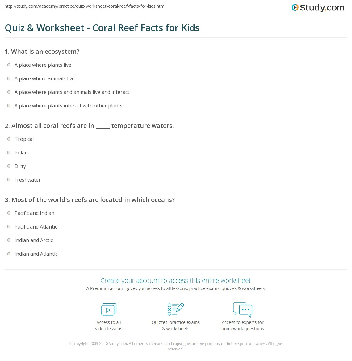 Answers Worksheets World And History