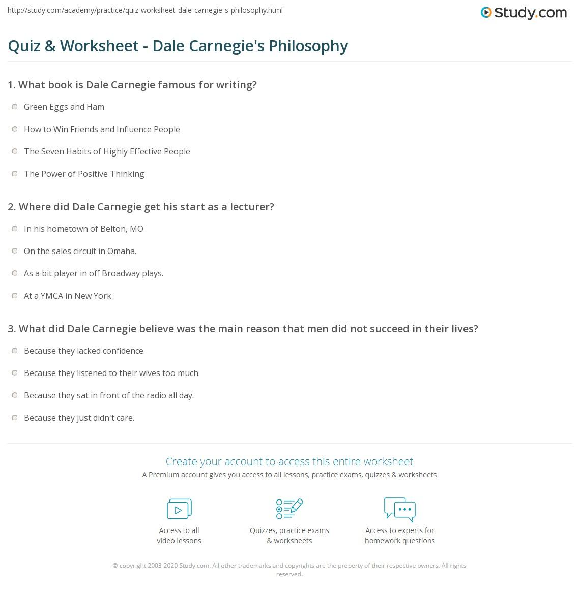 Free Self Improvement Quizzes
