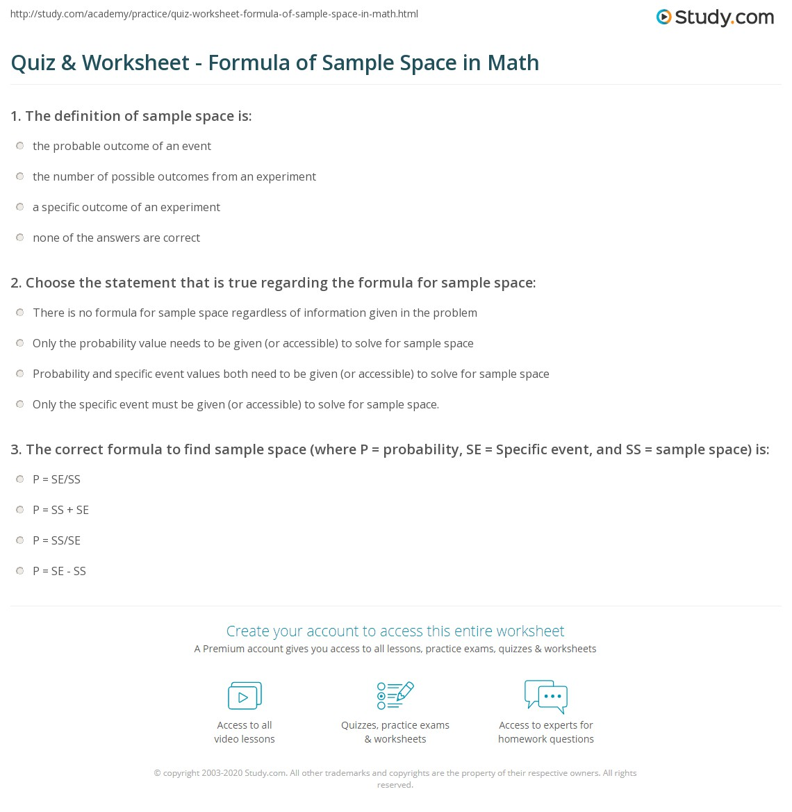 General Math Worksheets Free Worksheets Library | Download and Print .