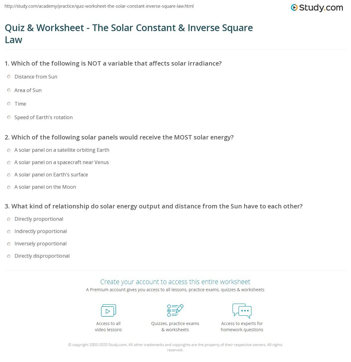 Quiz W Ksheet L R C St Nt Verse Squ Re L W Study