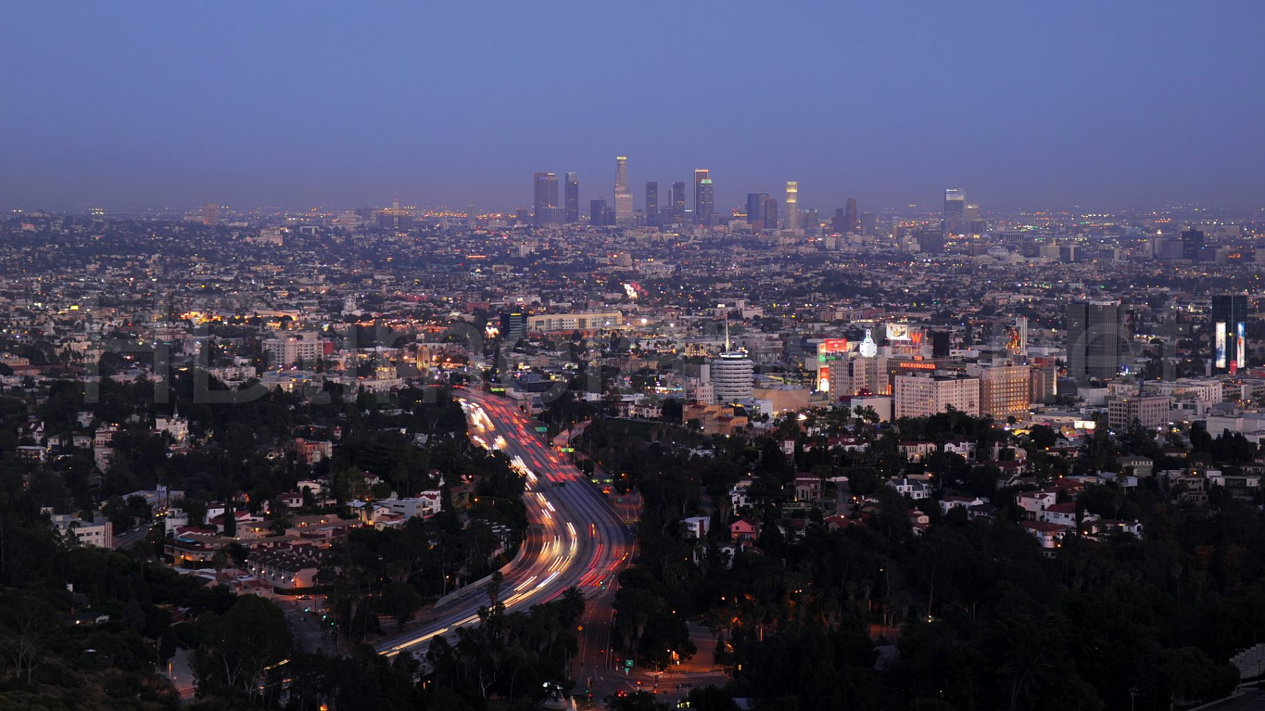 Angeles Grove Lights Los