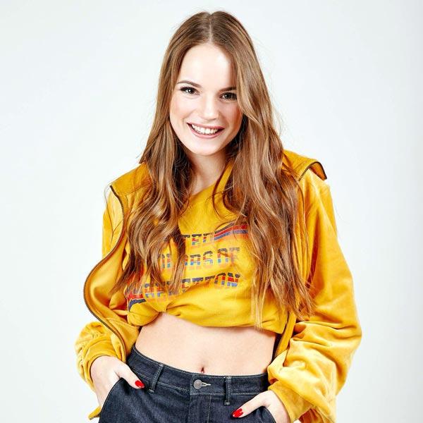 Blogger Sasha Spielberg