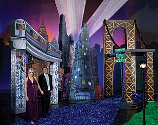 Hit The Town With A City Theme Prom Prom Ideas Amp Event