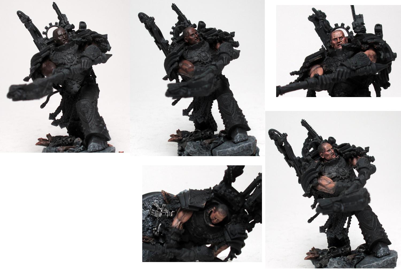 Ferrus Manus- Stage 3: Skin | Bughaus Miniatures