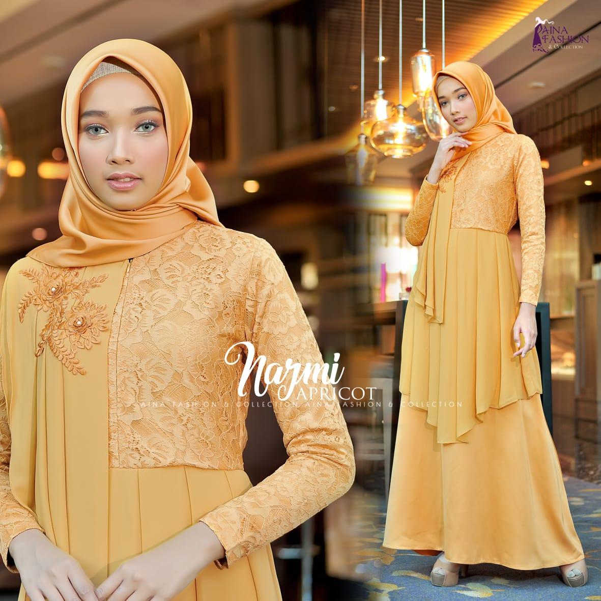 30+ Model Baju Muslim Wanita Terbaru 2020 - Fashion Modern ...