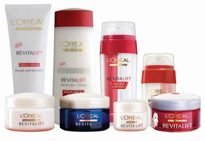 Loreal Skin Care Products