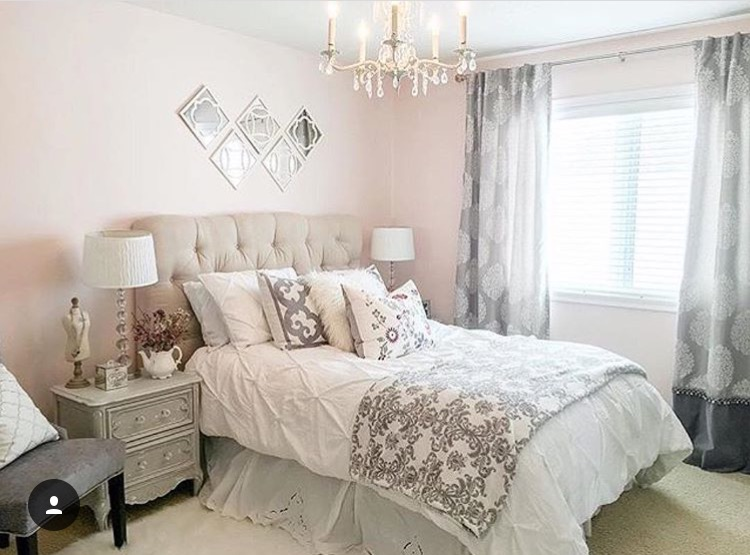 From French Shabby Chic to Modern Boho - A Bedroom ...