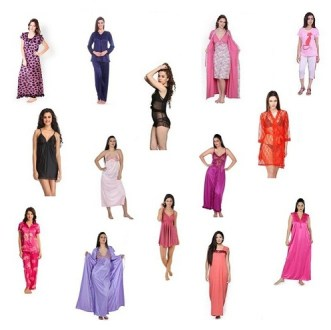 30 Different Types of Nightwear Dress for Ladies in India   Styles     30 Different Types of Nightwear Dress for Ladies in India   Styles At Life