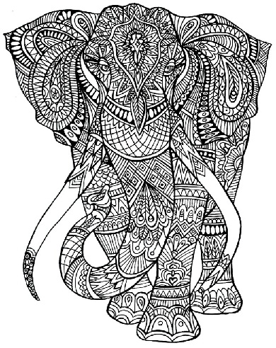 animal coloring # 42
