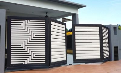 9 Modern Folding Gate Designs With Pictures In India