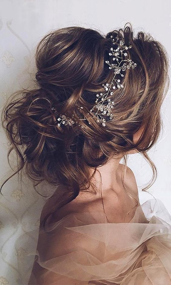 30 Beautiful Wedding Hairstyles     Romantic Bridal Hairstyle Ideas     Hairstyle