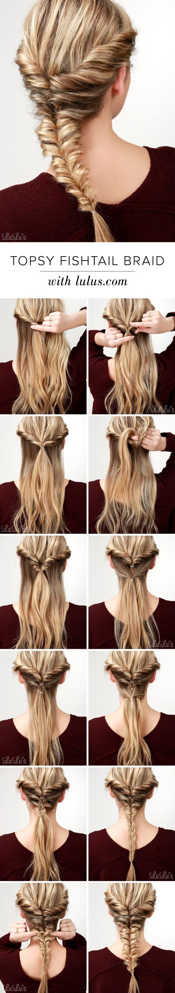 30 Amazing Braided Hairstyles for Medium   Long Hair     Delightful     Braids   Braided Hairstyles