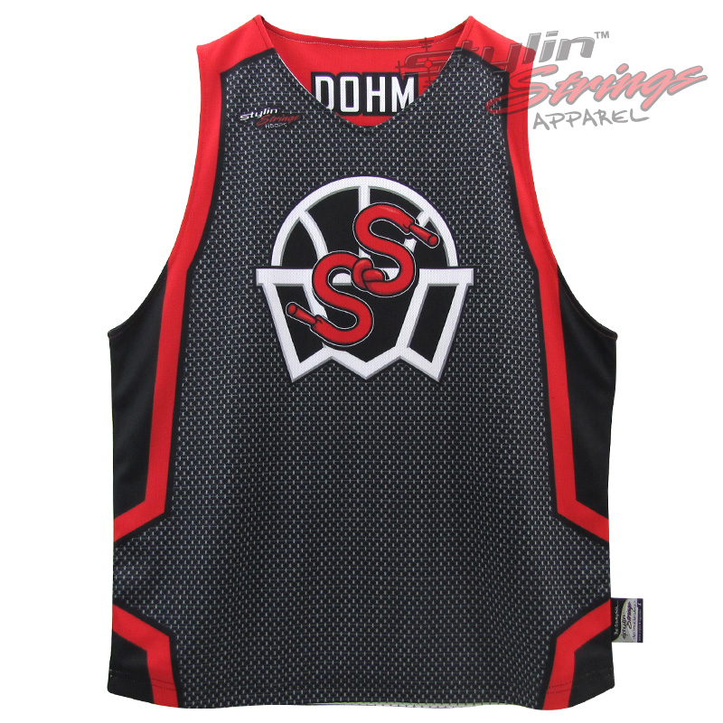 New Basketball Jersey Design