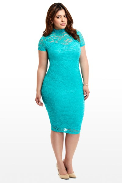 FASHION TO FIGURE SUMMER 2014 PLUS SIZE COLLECTION   Stylish Curves DENISSE 09 15879