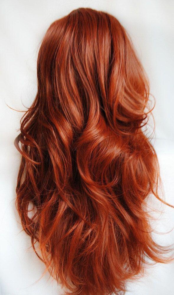 Hair Wavy Behind Long